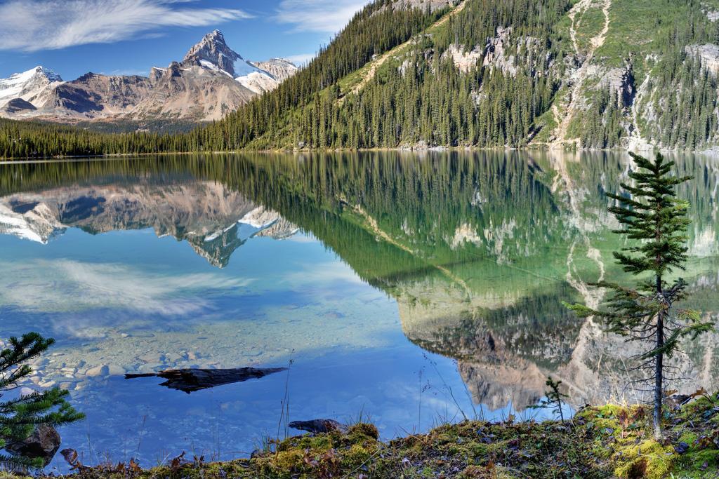 Озеро Охара в Канаде, фото 2
