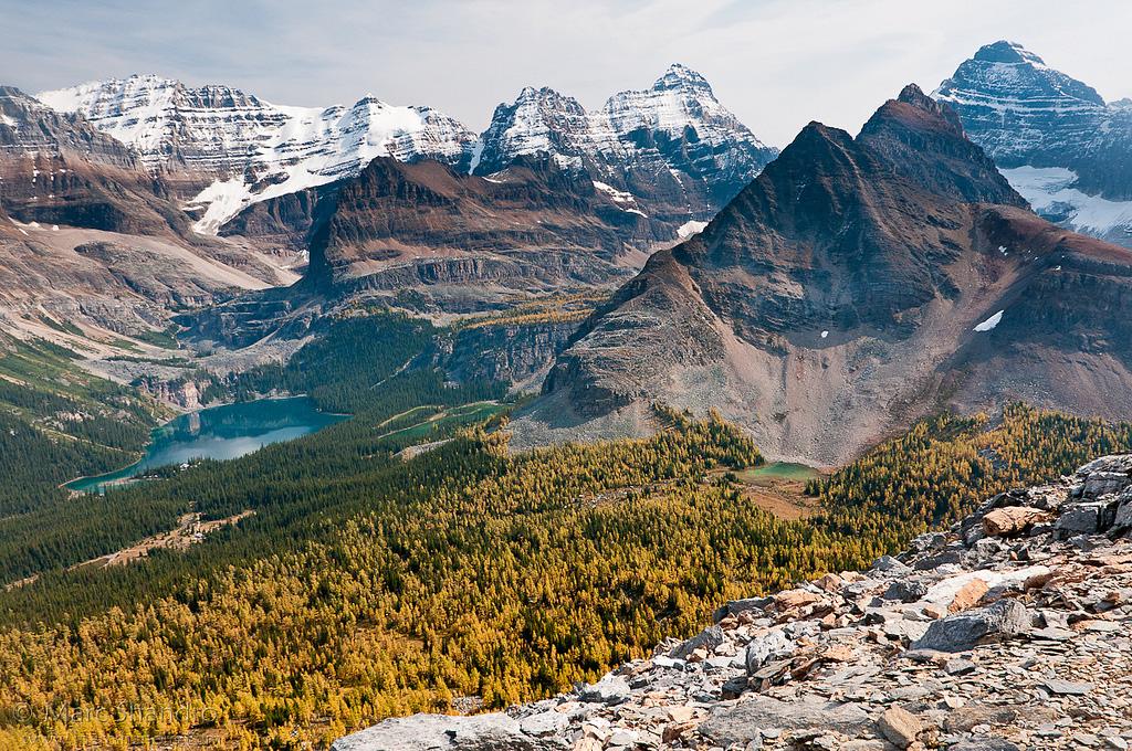 Озеро Охара в Канаде, фото 5