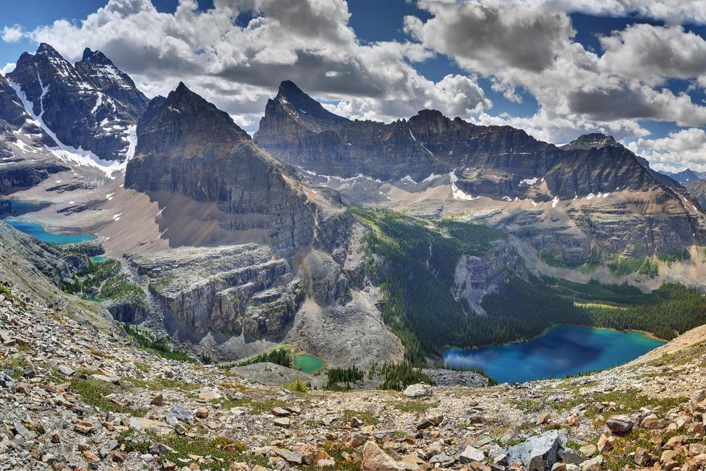 Озеро Охара в Канаде, фото 11