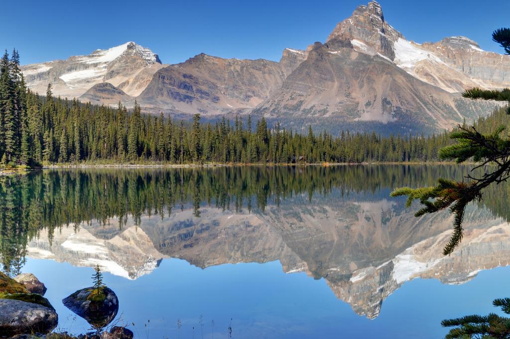 Озеро Охара в Канаде, фото 13