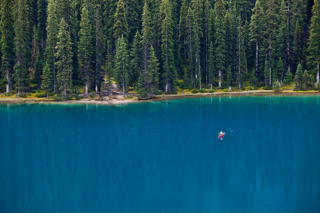 Озеро Охара в Канаде, фото 17