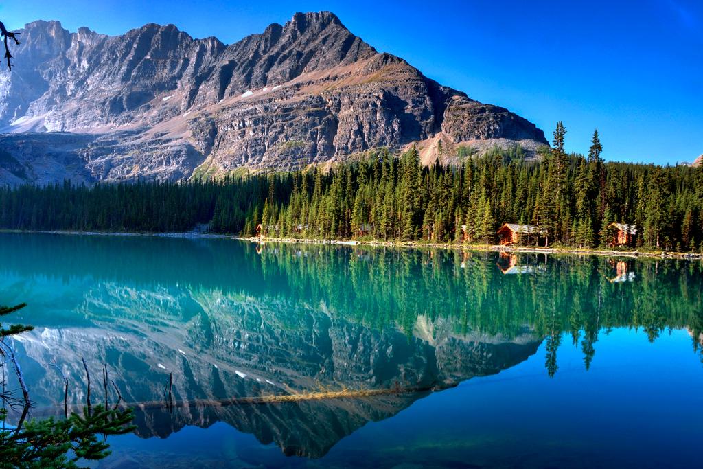 Озеро Охара в Канаде, фото 19