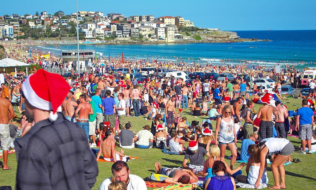 Пляж Бонди в Австралии, фото 2