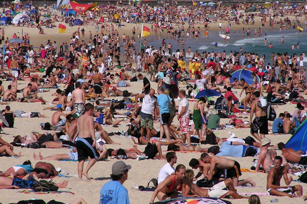 Пляж Бонди в Австралии, фото 3