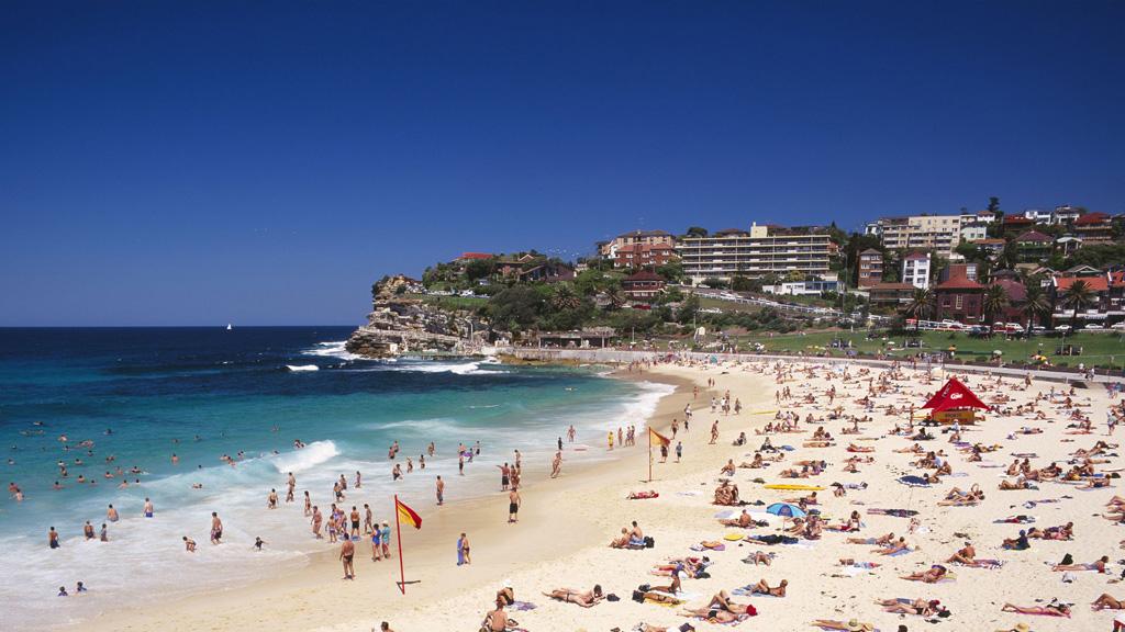 Пляж Бонди в Австралии, фото 4