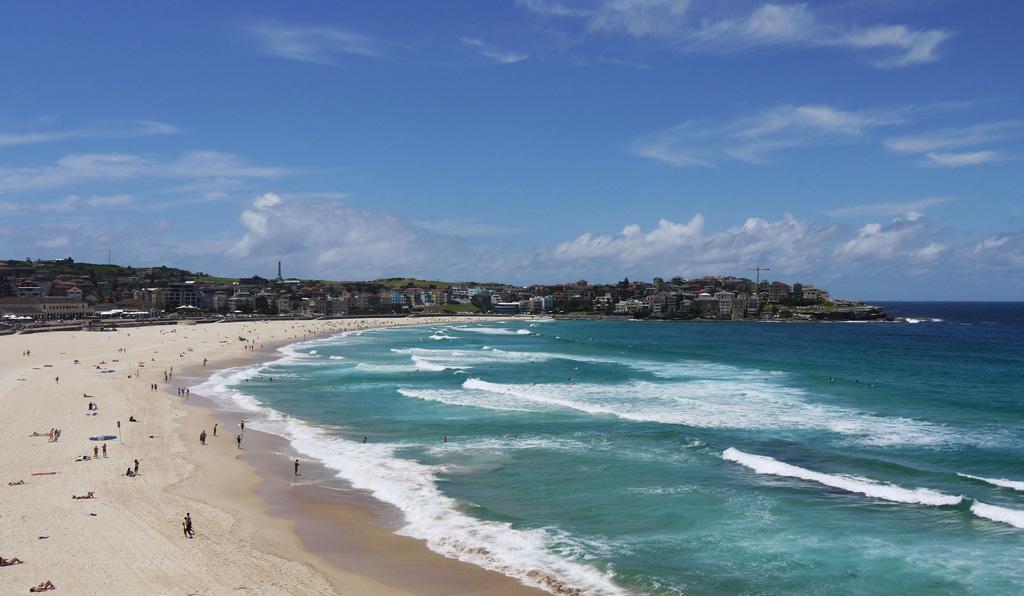 Пляж Бонди в Австралии, фото 5