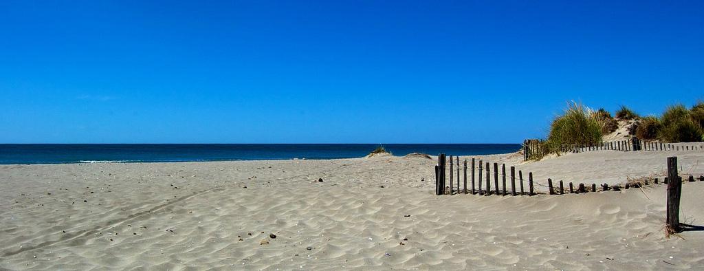 Пляж Caинтес-Мариес-де-ла-Мер во Франции, фото 3