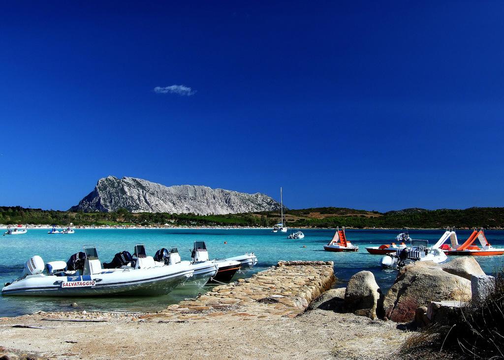 Пляж Кала Брандинки в Италии, фото 1