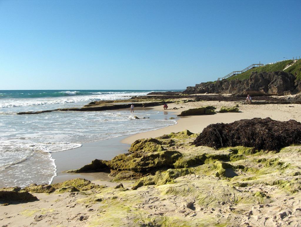 Пляж Коттеслоу в Австралии, фото 1