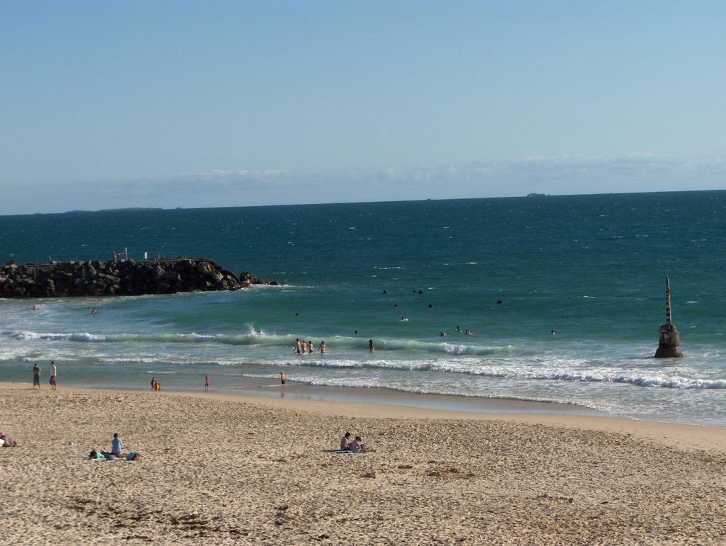 Пляж Коттеслоу в Австралии, фото 2