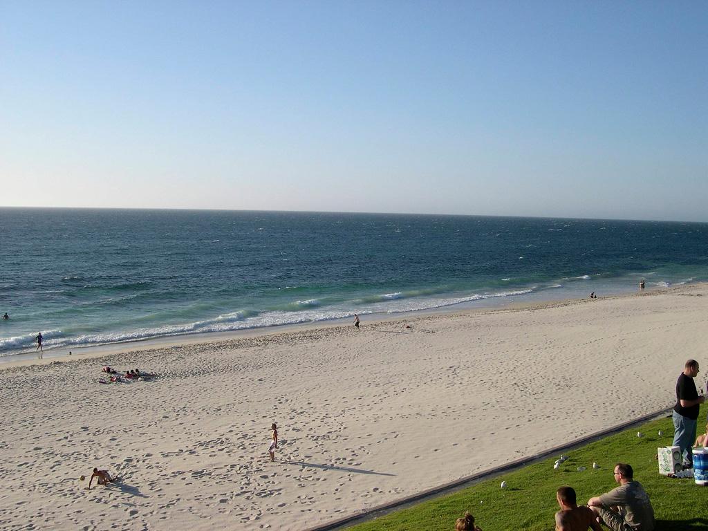 Пляж Коттеслоу в Австралии, фото 3