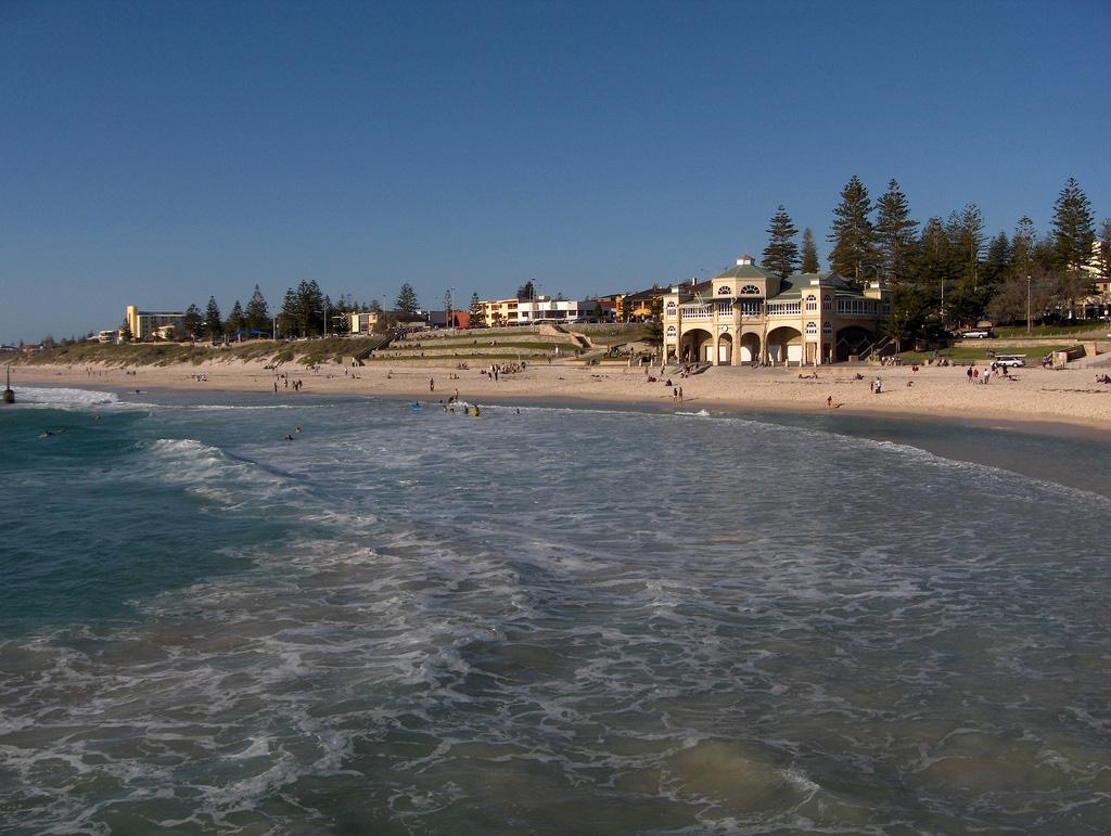 Пляж Коттеслоу в Австралии, фото 5