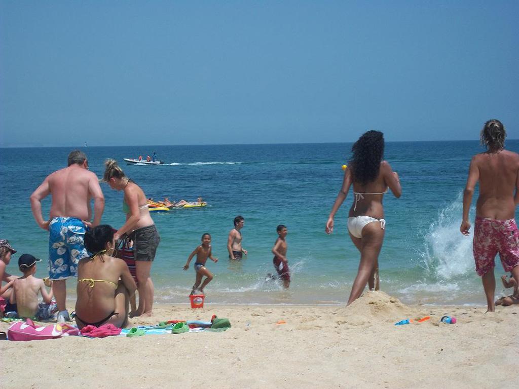 Пляж Лагош в Португалии, фото 2