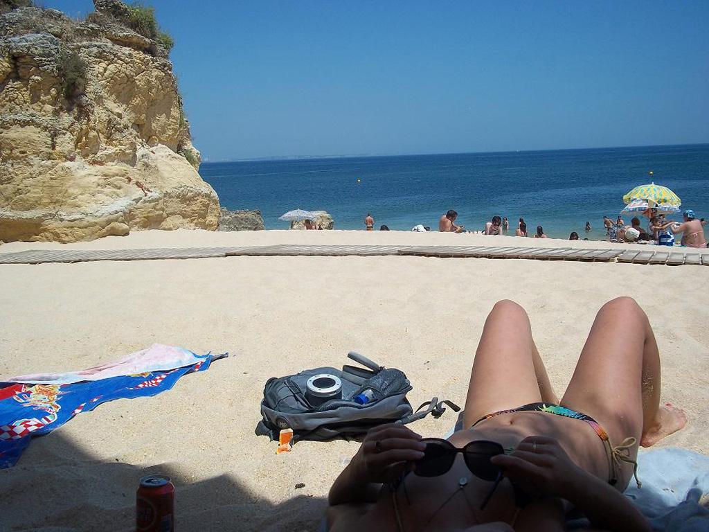 Пляж Лагош в Португалии, фото 3