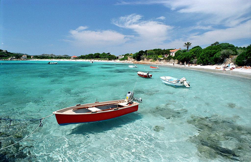 Пляж Маддалена в Италии, фото 1