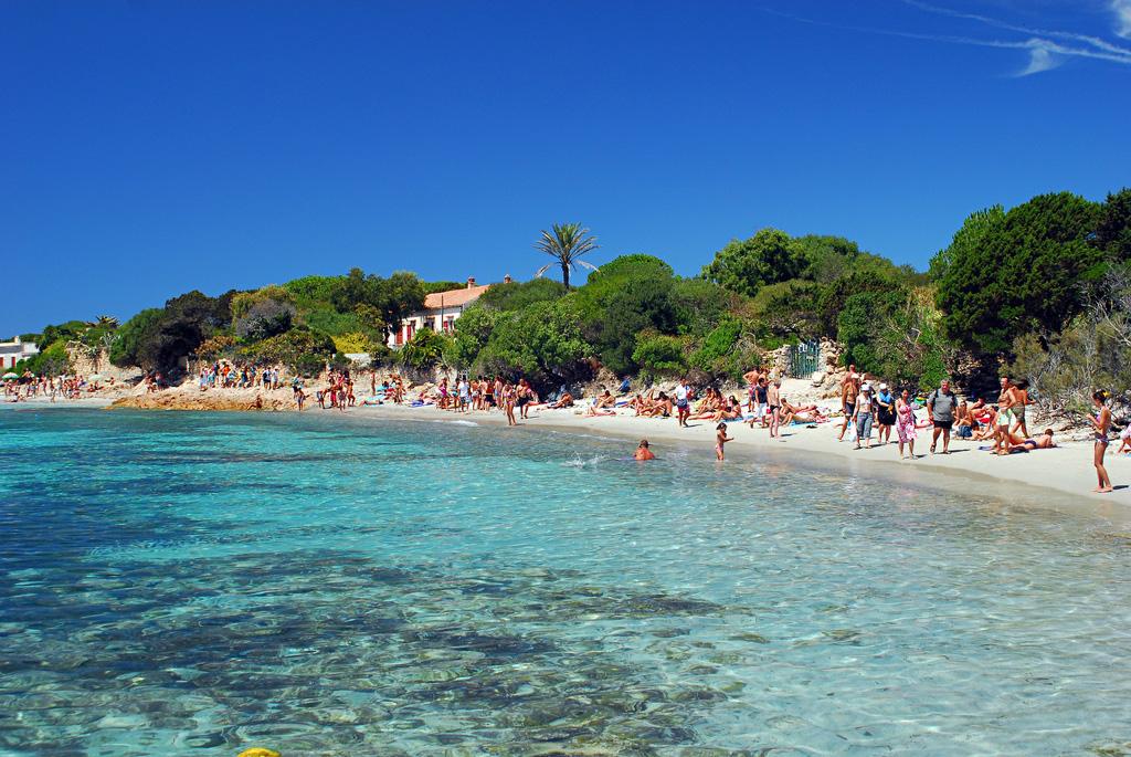 Пляж Маддалена в Италии, фото 5