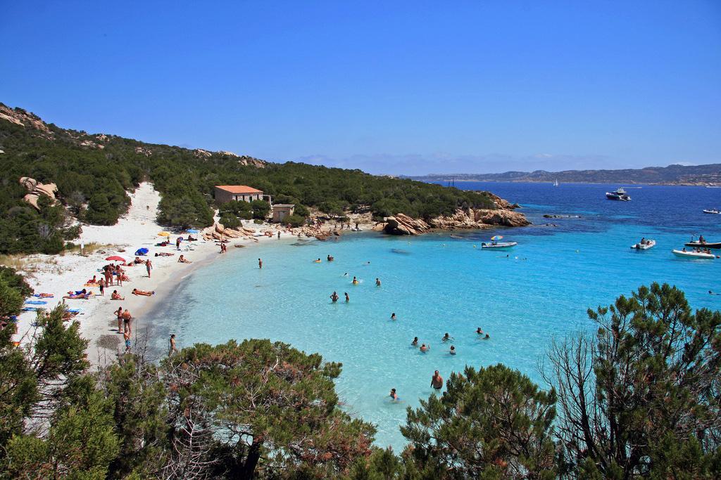 Пляж Маддалена в Италии, фото 6