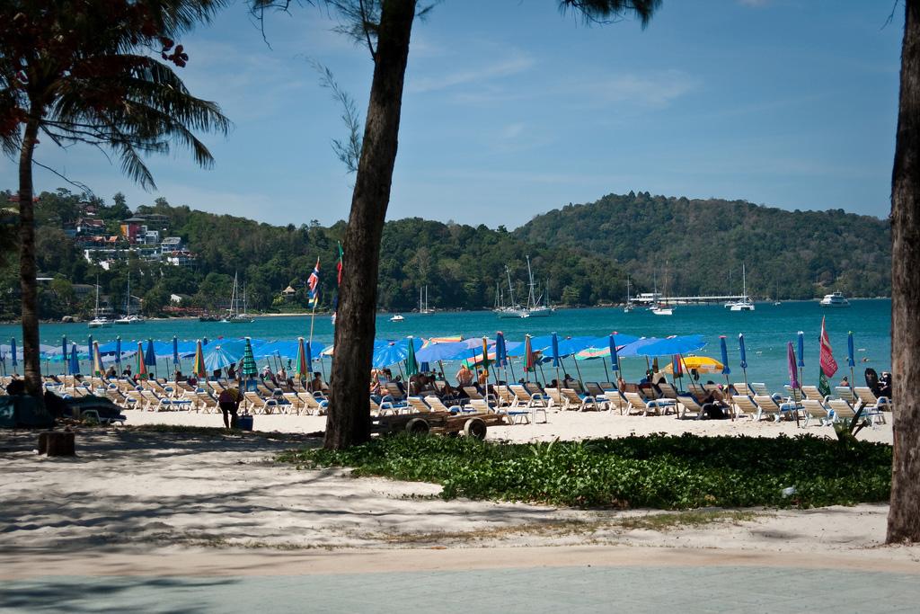 Пляж Патонг в Таиланде, фото 1