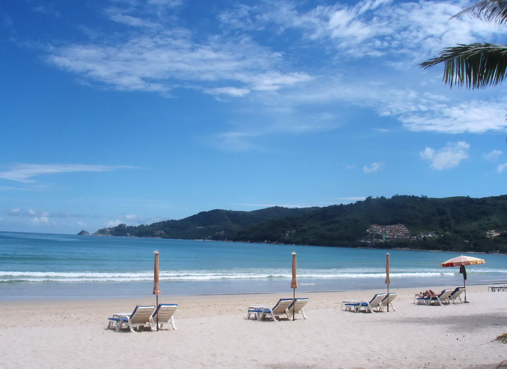 Пляж Патонг в Таиланде, фото 2