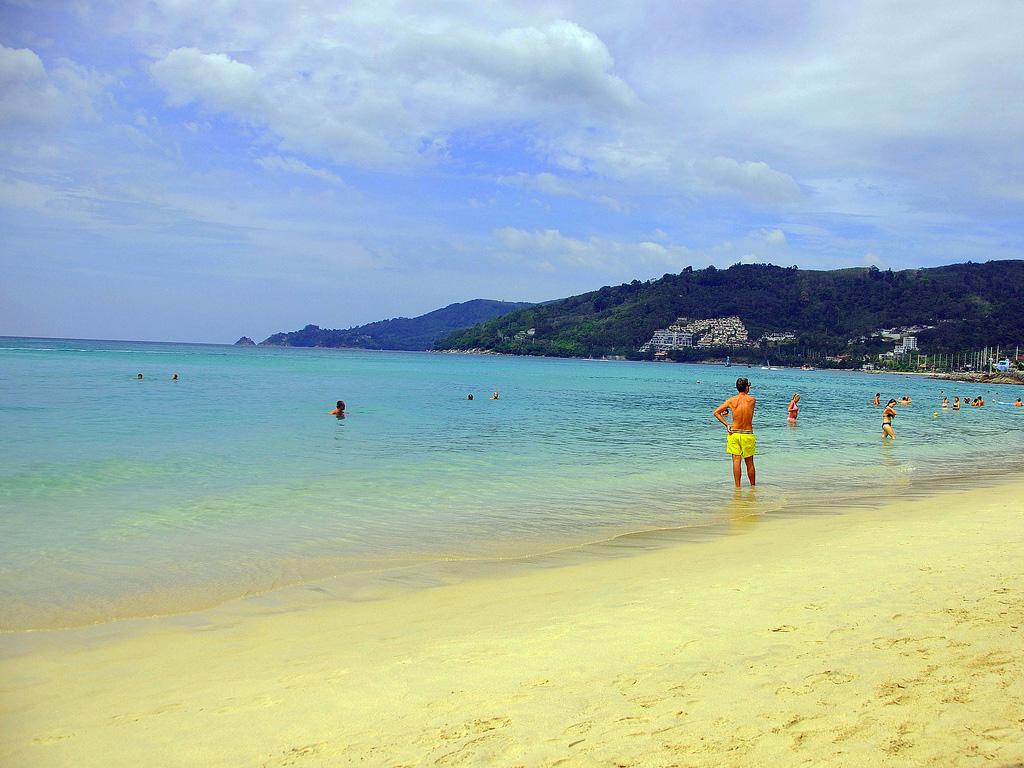 Пляж Патонг в Таиланде, фото 3