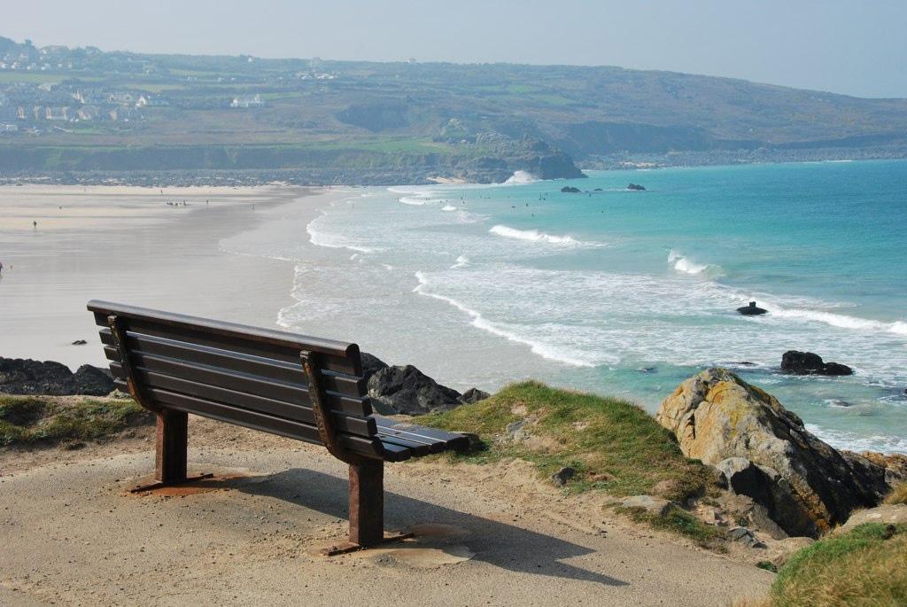 Пляж Портминстер в Великобритании, фото 2