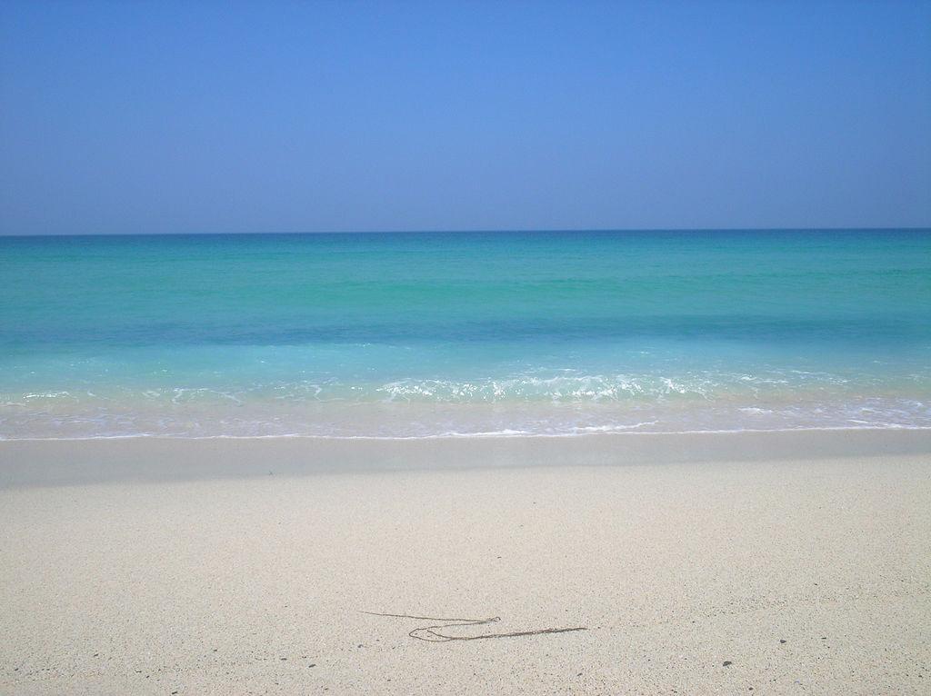 Пляж Портминстер в Великобритании, фото 6