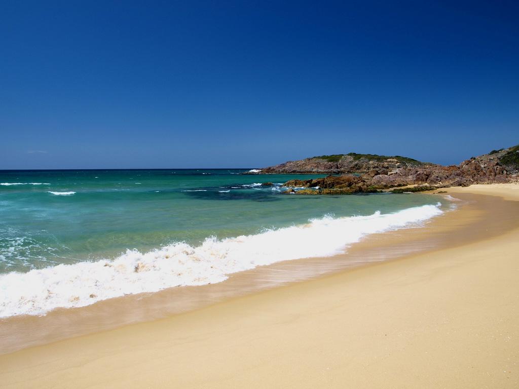 Пляж Ридл в Австралии, фото 1