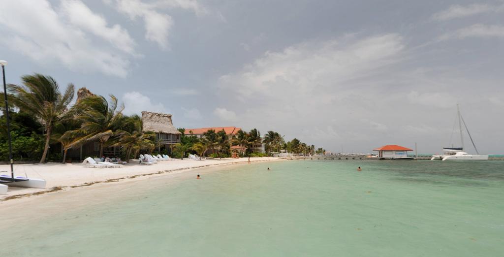 Пляж Сан-Педро в Белизе, фото 2
