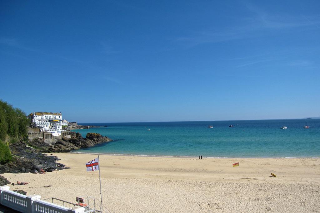 Пляж Сент-Айвз в Великобритании, фото 5