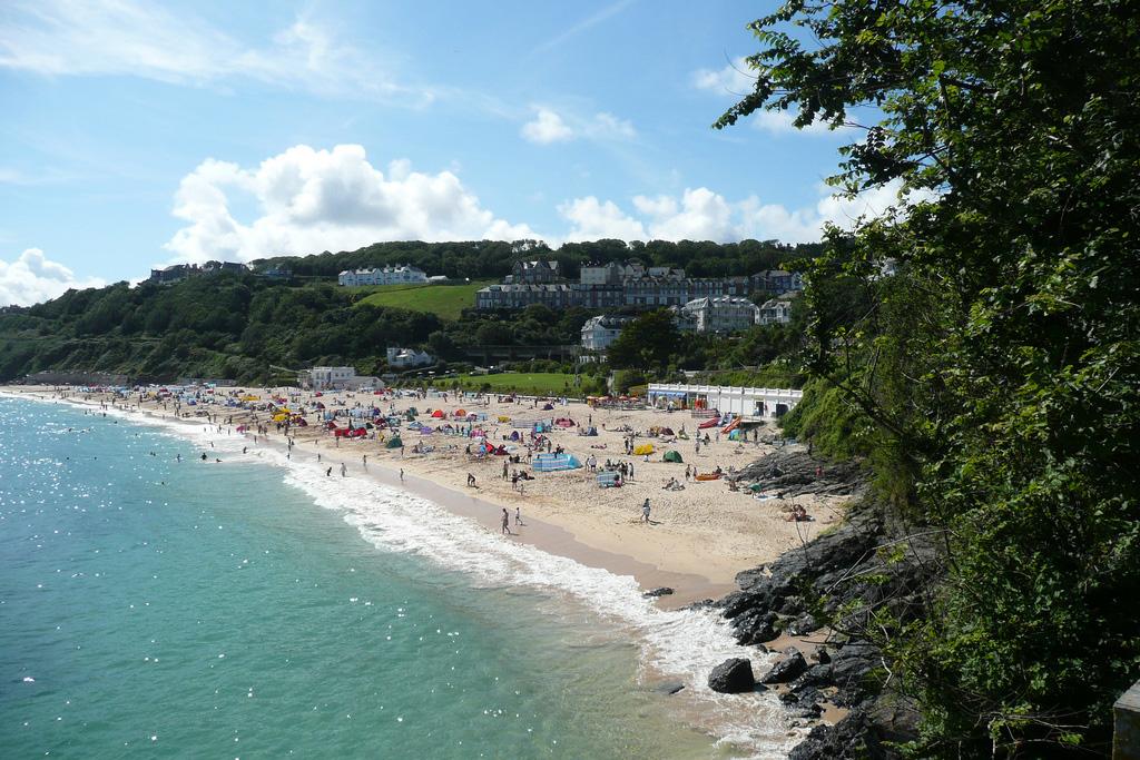Пляж Сент-Айвз в Великобритании, фото 6
