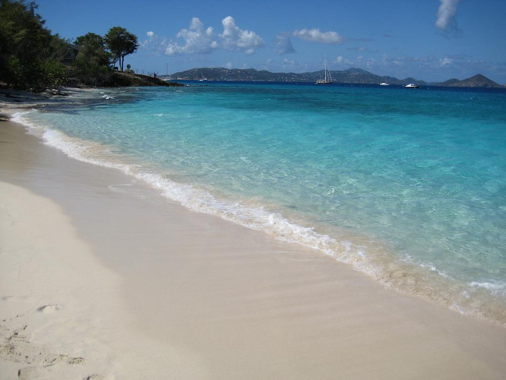Пляж Сент Джон на Американских Виргинских островах, фото 2