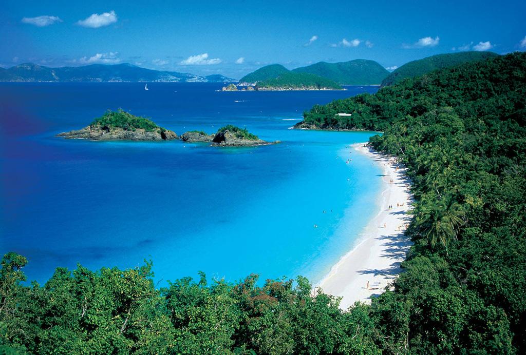 Пляж Сент Джон на Американских Виргинских островах, фото 4