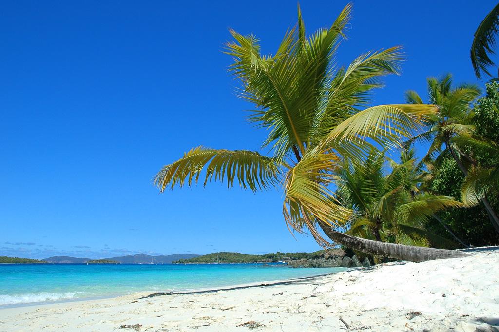 Пляж Сент Джон на Американских Виргинских островах, фото 5