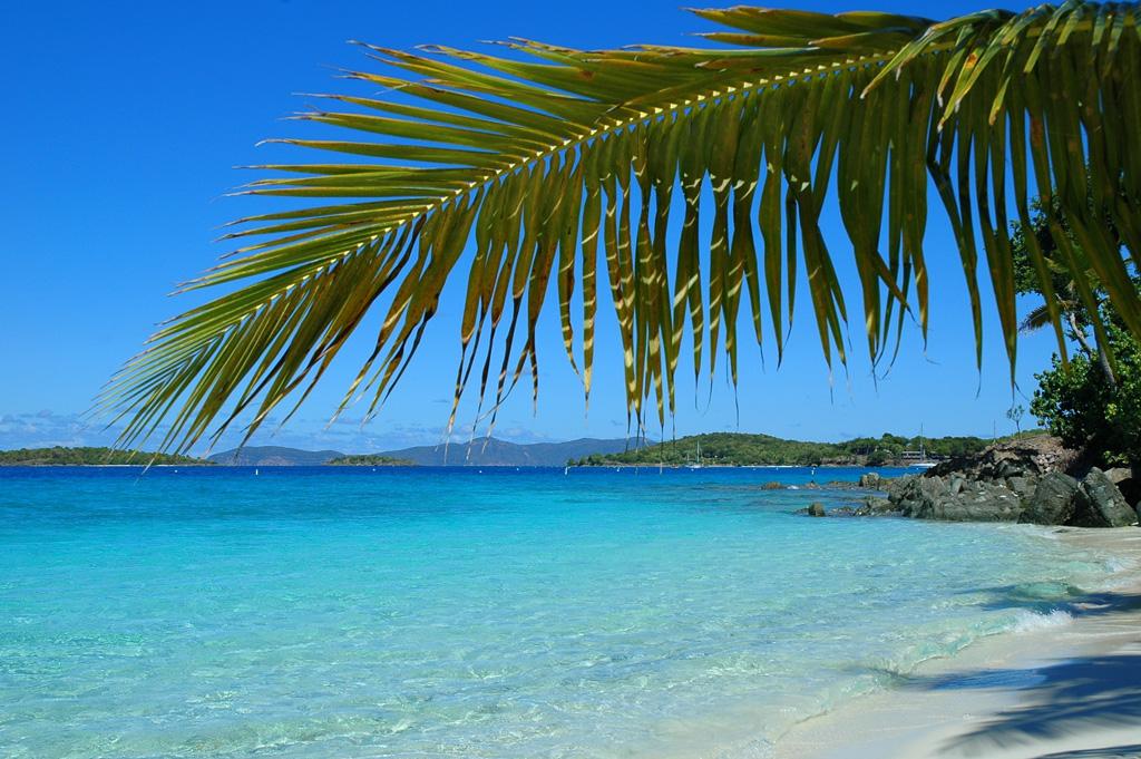 Пляж Сент Джон на Американских Виргинских островах, фото 8