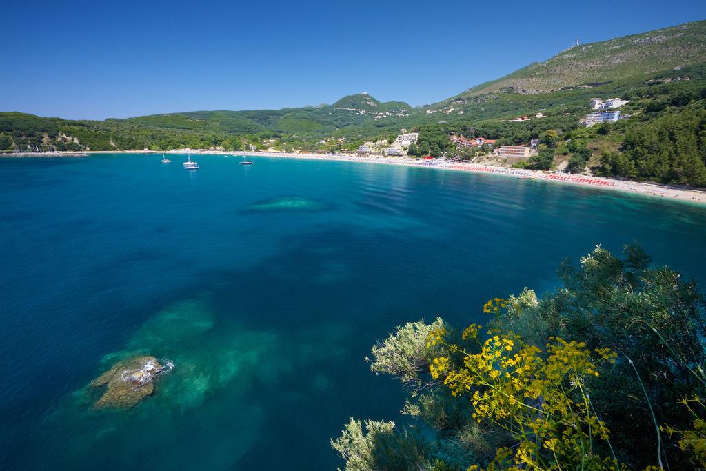 Пляж Валтос в Греции, фото 2