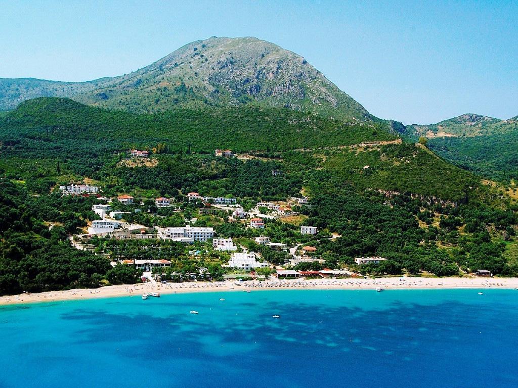 Пляж Валтос в Греции, фото 3