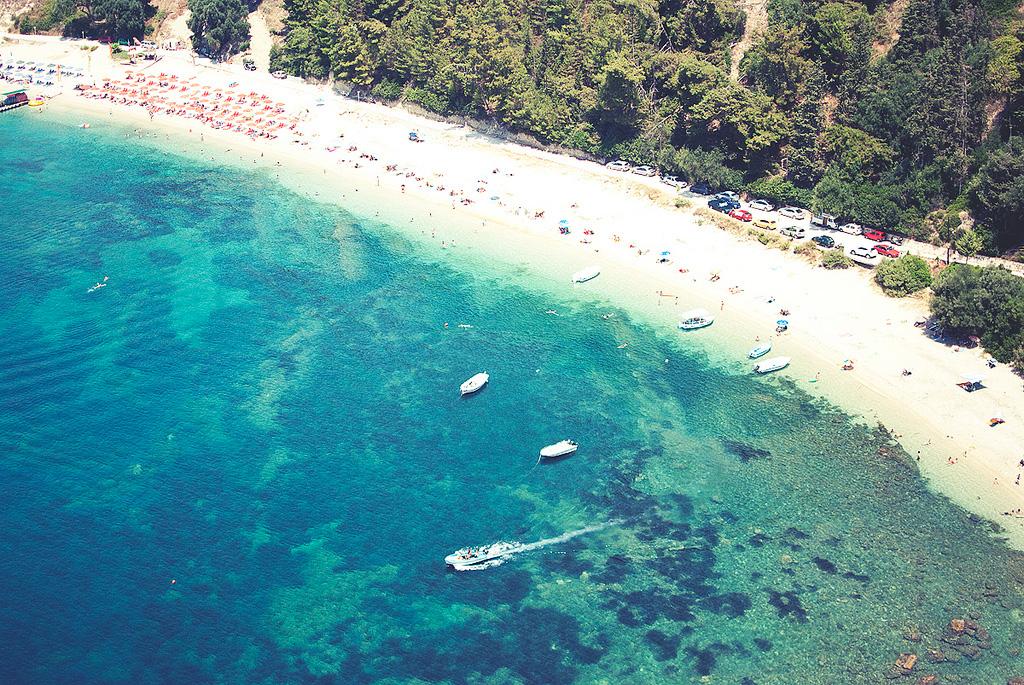 Пляж Валтос в Греции, фото 4