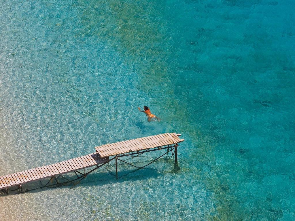 Пляж Валтос в Греции, фото 5