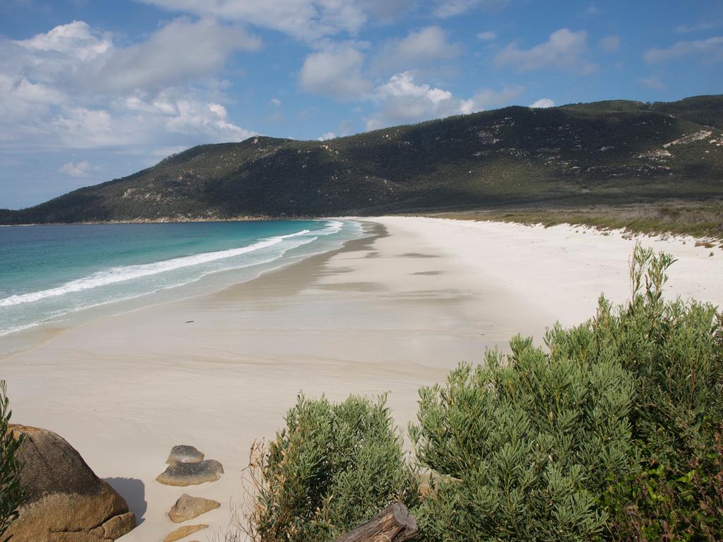 Пляж Ватерлоо в Австралии, фото 1