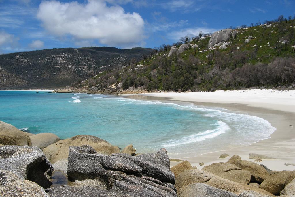 Пляж Ватерлоо в Австралии, фото 2