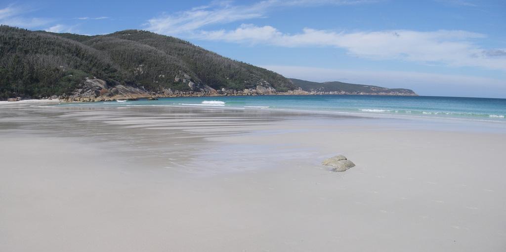 Пляж Ватерлоо в Австралии, фото 5