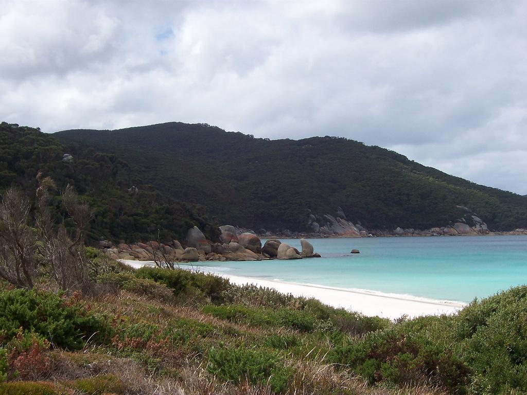 Пляж Ватерлоо в Австралии, фото 7