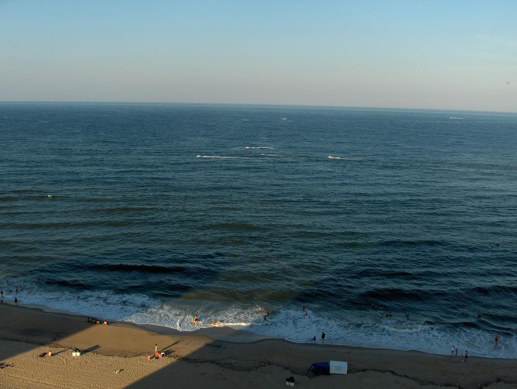 Пляж Вирджиния-Бич в США, фото 4