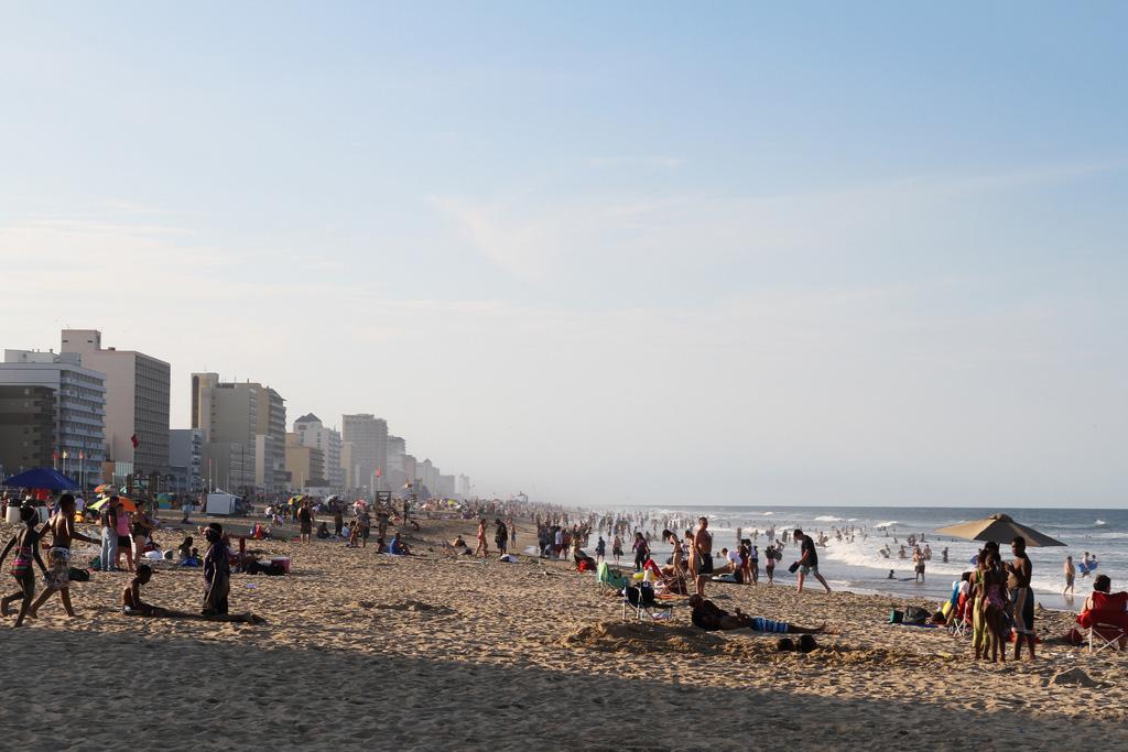 Пляж Вирджиния-Бич в США, фото 5