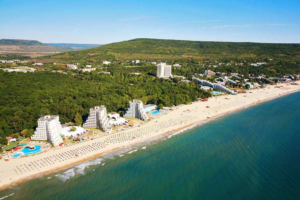 Пляж Албена в Болгарии, фото 1