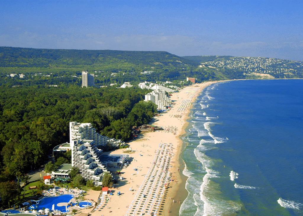 Пляж Албена в Болгарии, фото 2