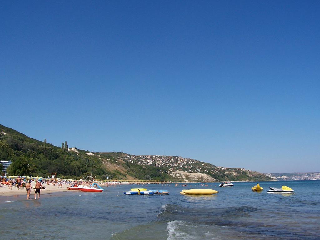 Пляж Албена в Болгарии, фото 3