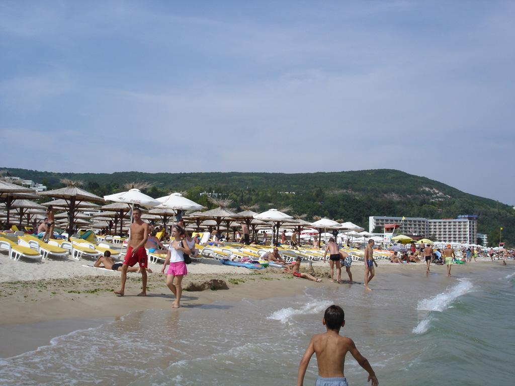 Пляж Албена в Болгарии, фото 6