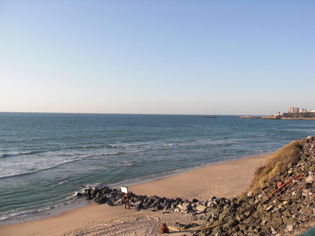 Пляж Биарриц во Франции, фото 5