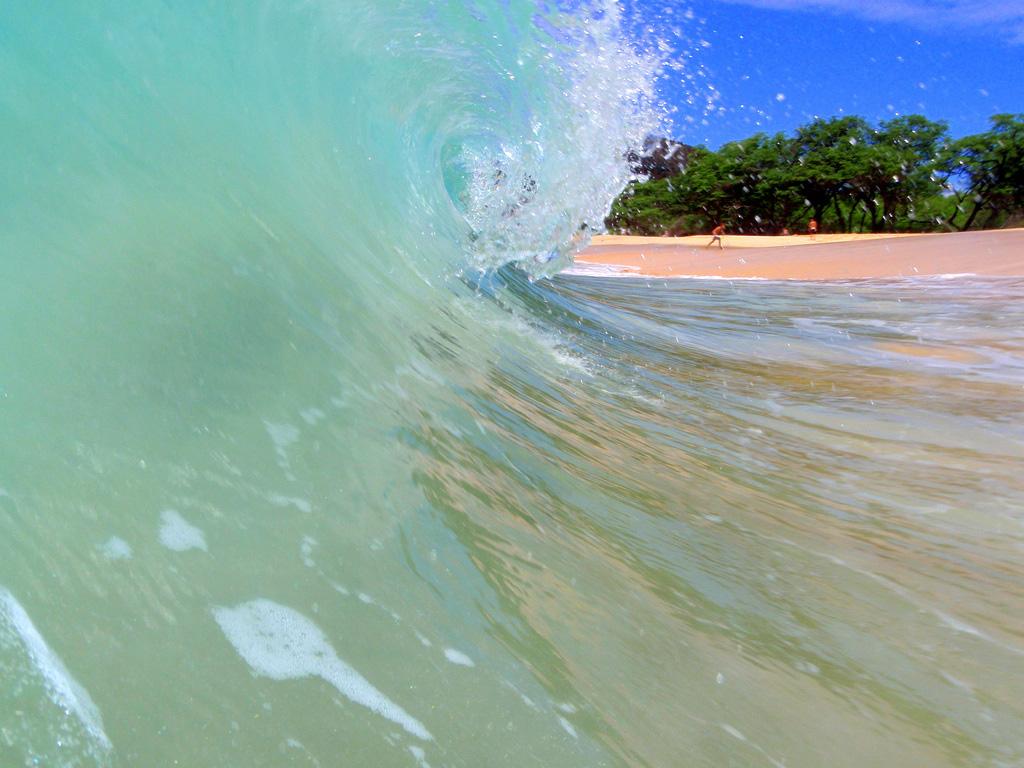 Пляж Биг Бич в США, фото 3